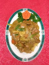 Image de Boeuf à la sauce curry