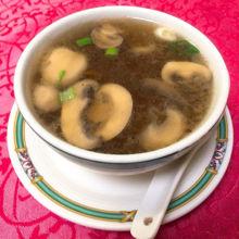 Image de Soupe aux champignons