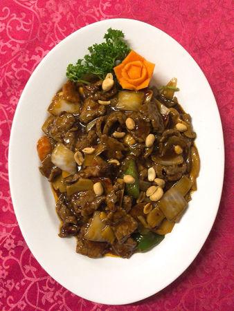Image de Boeuf à la sauce gon bao