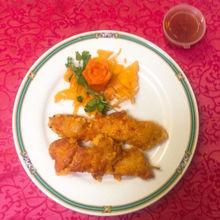 Image de Brochette de poulet