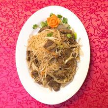 Image de  Vermicelle de riz au boeuf