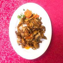 Image de Cuisse de grenouille avec sauce gon bao
