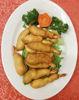 Image de Crevettes panées avec sauce aigre-douce