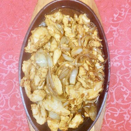 Image de Ti Pan viande de poulet au beurre à l'ail
