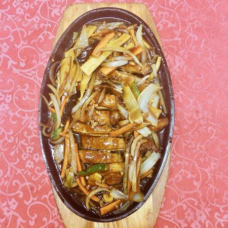 Image de Ti Pan canard avec 5 sauce aux herbes