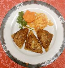 Image de Toast aux crevettes